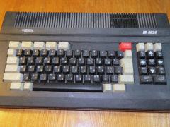 «Корвет ПК 8020» — массовый персональный компьютер, продано 37 тысяч экземпляров, 1989 год. (Фото: Сергей Фролов / leningrad.su)
