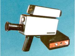 «Электроника-821» — одна из первых видеокамер для любителей, 1985 год. (Фото: rw6ase.narod.ru)
