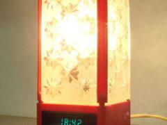 «Электроника 6,19» — лампа с часами и будильником, 1987 год. (Фото: Сергей Фролов / leningrad.su)