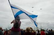 В Санкт-Петербурге состоялся Главный военно-морской парад вчесть ДняВМФ