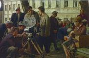 Редчайшие снимки со съемочных площадок знаменитых советских фильмов