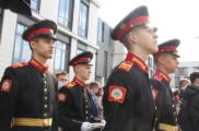 Шойгу обратился сречью на открытии Омского кадетского корпуса